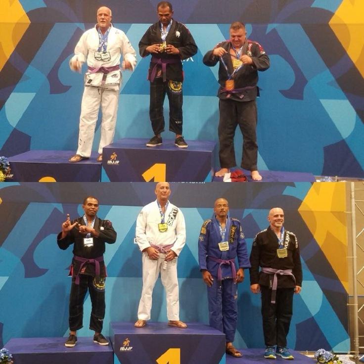 Anthony World champion
