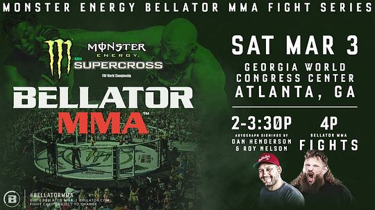 bellator flyer
