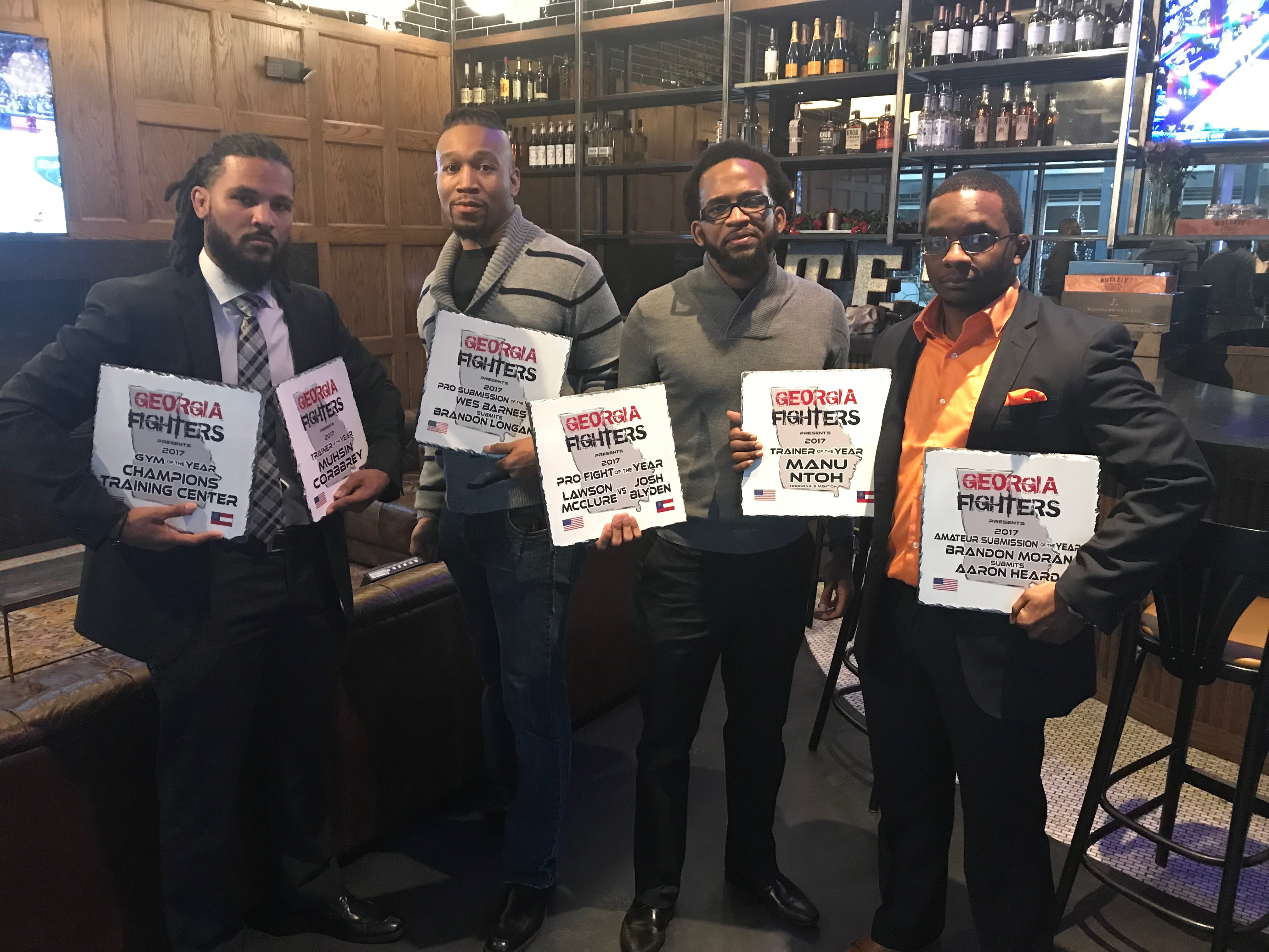 Georgia Fighter Awards