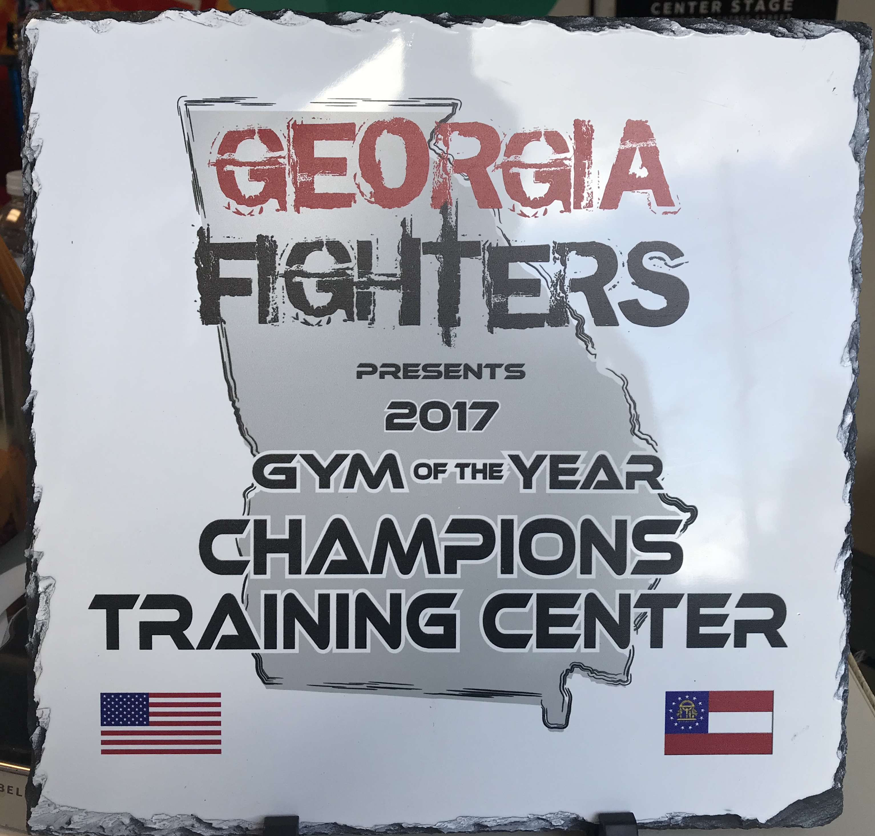 Gym of the year