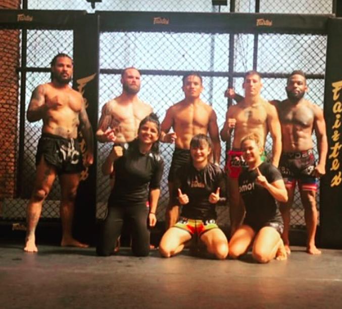 Fairtex MMA group